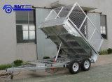 Гальванизированное сбывание трейлера трейлера топливного бака полное (SWT-HTT95)