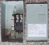 Gtl240s затыкают внутри коробку панели