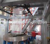 Máquina de la película de rodillo de la protuberancia del gránulo de la resina del PE