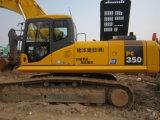 Excavatrice utilisée de chenille de KOMATSU PC350-7 à vendre