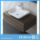 반대 물동이 (BF127N)를 가진 유럽식 MDF 대중적인 현대 목욕탕 세트