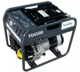 HauptUse 5000W Small Petrol Generator Price mit Recoil/Electric Anfang