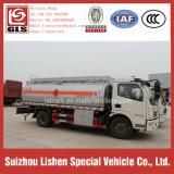 Mobiler Kraftstoff-LKW der Öl-LKW-Brennstoffaufnahme-10000L Rhd