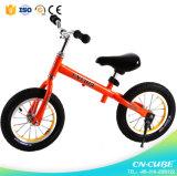 """鉄骨フレーム材料および12人の""""子供ペダルのバイク/12人の""""トレーニングの車輪の子供のバイク/子供のバランスの自転車無し中国製"""