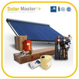 Sistemi di riscaldamento a energia solare ad alta pressione spaccati