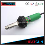 1600W Green Hot Air Welding Machine con Temperature Switch