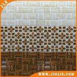 Mattonelle di ceramica della parete della stanza da bagno impermeabile esagonale del mosaico