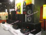 """Srx725 Dual """" PRO caixa audio do altofalante 15"""
