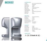 Essiccatore automatico della mano della stanza da bagno dell'essiccatore della mano del certificato AIKE dell'UL