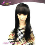 Virgin Remy 브라질 머리 Handmade 사람의 모발 가득 차있는 레이스 가발