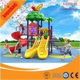 2016 New Kids Amusement Outdoor Play Items Jardim de infância Plástico Parque infantil