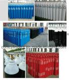 cylindres/réservoirs/bouteilles d'acétylène de l'oxygène 40L