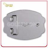 Inarcamento di cinghia personalizzato del metallo di Finsh di tono di alta qualità due