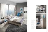 최신 판매 홈 (LB-014)를 위한 주식에 있는 목제 침실 세트