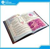 Treinamento Hardcover Book Printing Service