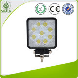 卸し売りPrice 12V 4 Inch 27W LED Work Light