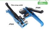 Poliestere manuale della cinghia del cavo che lega tenditore e taglierina