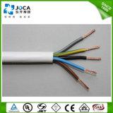 H05VV- F 0.8mm2 1.5mm2 2.5mm2 1mm2 Inicio de energía eléctrica Cable y alambre