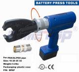 Батарея - приведенный в действие гофрируя инструмент для трубы Pex-Al-Pex