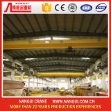 倉庫Single Girder Electric Hoist Overhead Crane 2ton
