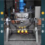 Embarcação de mistura do aquecimento de Electrci do aço inoxidável de 250 galões