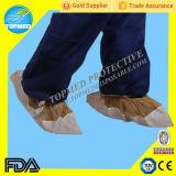 Couverture non-tissée à moitié enduite de chaussure de pp, couverture de chaussure de PP+CPE