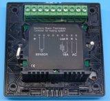 Thermostat de Digitals de chauffage d'étage d'écran tactile