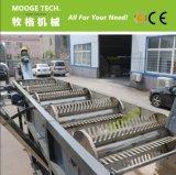 Coûts de LDPE/HDPE réutilisant la machine