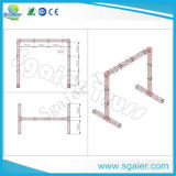 Poteau en aluminium Truss pour DEL Screen Truss Gantry Truss