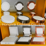 6W 12W 18W Surface Mounted Ceiling LED Panel Light