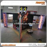 Cabina di alluminio dei vestiti del fabbricato della Cina
