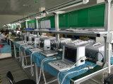 Ce/ISO anerkannter beweglicher medizinischer Maschinen-Ultraschall-Scanner