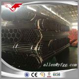 Труба углерода ASTM A53 Sch40 черная сваренная стальная
