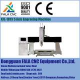 MDF를 위한 기계를 새기는 Xfl-1813 5 축선 조각 기계 CNC 대패