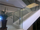Concise Fashion Modern Toughened Transparent Glass Railing