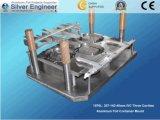アルミホイルの容器の食糧パッキング型