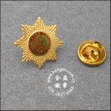 Insigne militaire, insigne de garantie avec le diamant (GZHY-KA-027)