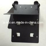 Pieza de la fabricación para la máquina modificada para requisitos particulares con el polvo negro cubierto