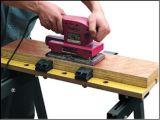 20屋外の木製の仕事台(YH-WB015)を折る正方形MDFのボードの工作台