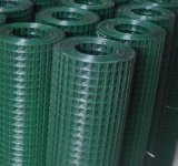 Engranzamento de fio soldado revestido PVC
