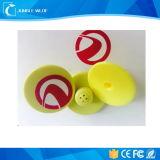 Etiquetas de oído animales vendedoras calientes de la gerencia RFID de la identificación