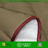 Tessuto del riempimento della trapunta del poliestere per il rivestimento riempito