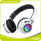 Smartphone 입체 음향 편리한 LED 점화 섬광 Foldable Bluetooth 헤드폰