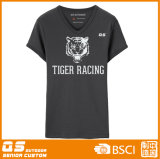 T-shirt Running dos esportes de Tager das mulheres