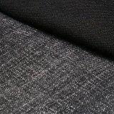 Tissu visqueux de denim de Spandex de polyester de coton pour des jeans