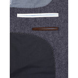 OEM 최신 디자인 남자의 형식 한 벌 블레이저 코트
