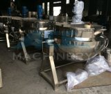 Réservoir de mélange à grande vitesse émulsionnant cosmétique sanitaire de réservoir avec 2800rpm (ACE-JBG-S9)