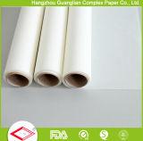 papel de pergamino revestido de la hornada del silicón antiadherente aprobado por la FDA de los 40cmx60cm