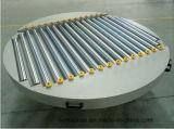 Transportador de rodillo de torneado de 90 grados, transportador de rodillo giratorio