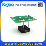 Testando um fornecedor tomado o partido dobro do PWB da placa de circuito Fr4 de Shenzhen